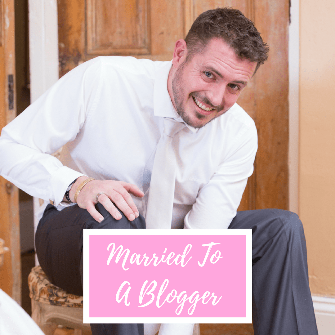 Married To A Blogger – He Says