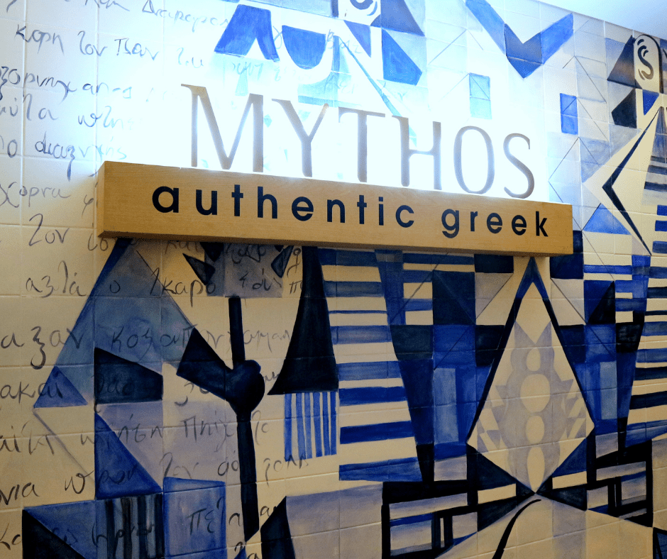 MYTHOS GREEK RESTAURANT, SUNCOAST